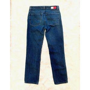 TOMMY HILFIGER Vintage Axel Hipster Big Flag Jeans